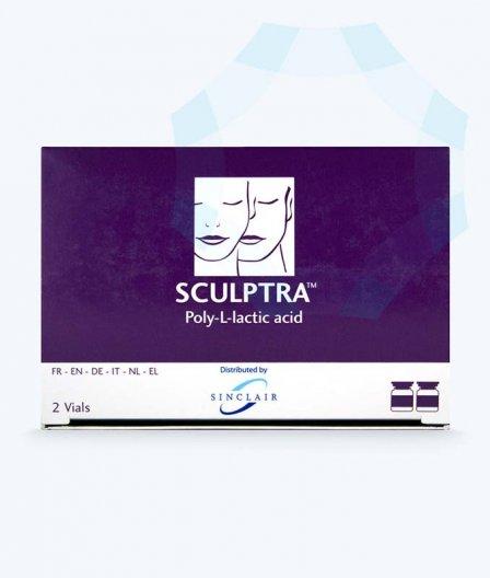 Buy SCULPTRA® 2 VIALS online